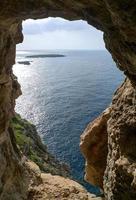 ilha mediterrânea foto