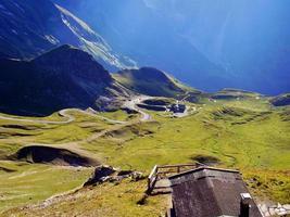 natureza dos Alpes