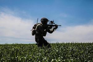 jagdkommando das forças especiais austríacas foto