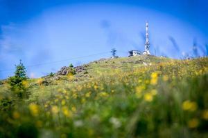 montanhas austríacas foto