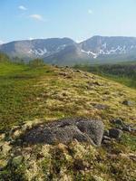 montanha hibiny