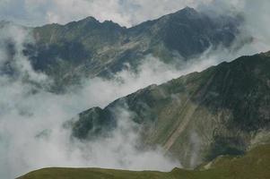 serras das fagaras, roménia