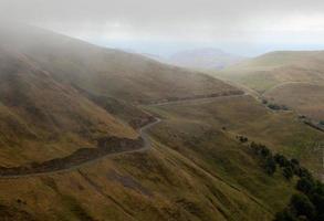 estrada da montanha foto