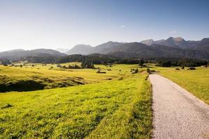 montanhas de karwendel