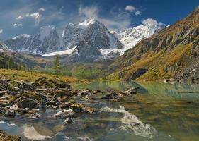 montanhas de altai
