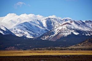 montanhas do colorado