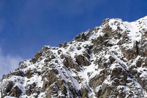 as montanhas dos Alpes