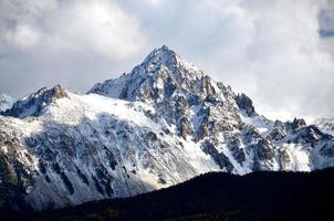 montanhas do colorado foto