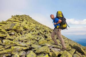 caminhadas nas montanhas dos Cárpatos
