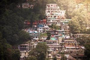 casas na montanha