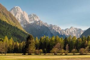 Alpes eslovenos