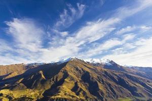 topo da montanha foto