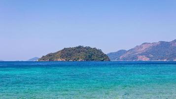 praia e ilha das montanhas