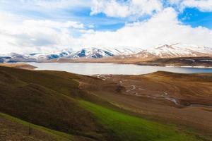 dia da montanha armênia foto