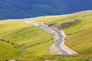 transalpina, montanhas parang, romênia