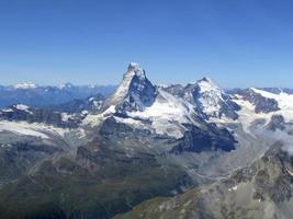Matterhorn, Suíça
