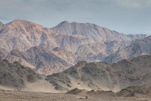 cordilheira em Leh Ladakh, norte da Índia