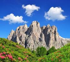 picos de dolomita, Rosengarten