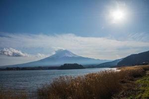 mt.fuji japão foto
