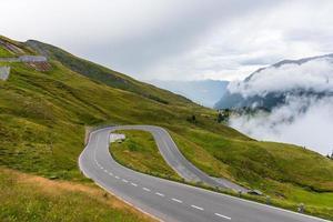 a estrada alpina grossglockner