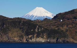 Fuji da montanha foto