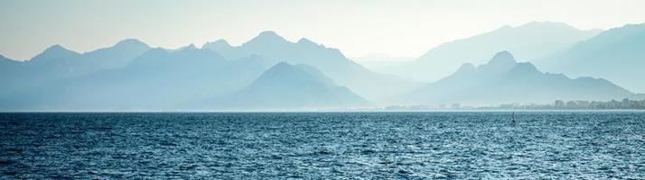 montanhas taurus, antalya