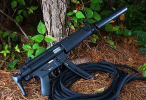 rifle de assalto foto