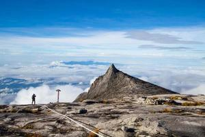mt. Kinabalu foto