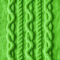 fundo de textura de lã de tricô foto