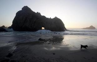 Big sur Beach, Califórnia