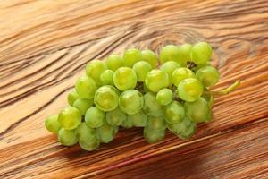uvas maduras foto