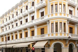casas de arquitetura da ilha mediterrânea de ibiza