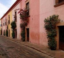 rua mexicana foto