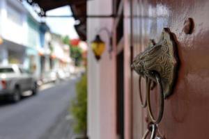 cidade de phuket foto
