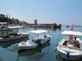 Porto de Byblos foto