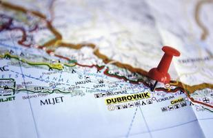 destino de viagens em dubrovnik foto