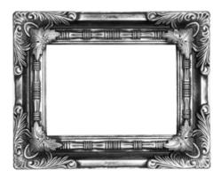 moldura de prata