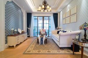 bela sala de estar