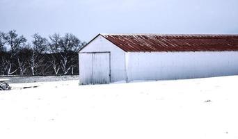 fazenda de neve