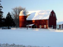 ambiente de fazenda, pacífico foto