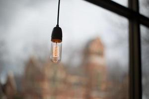 sua velha lâmpada