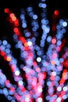 luzes turvas