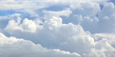 nuvem e céu foto