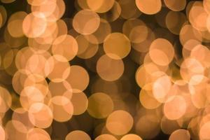 luzes desfocadas bokeh de fundo