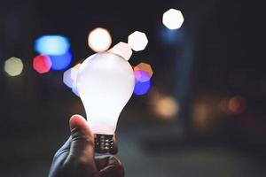 lâmpada noturna