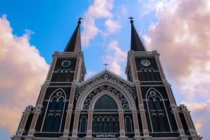 Mary Church na Tailândia Chantaburi