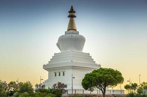 stupa foto