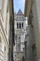 Catedral de São Pedro da Igreja de Genebra foto