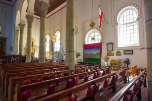 a catedral anglicana europa da sagrada trindade gibraltar foto