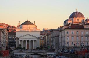 igrejas em trieste foto